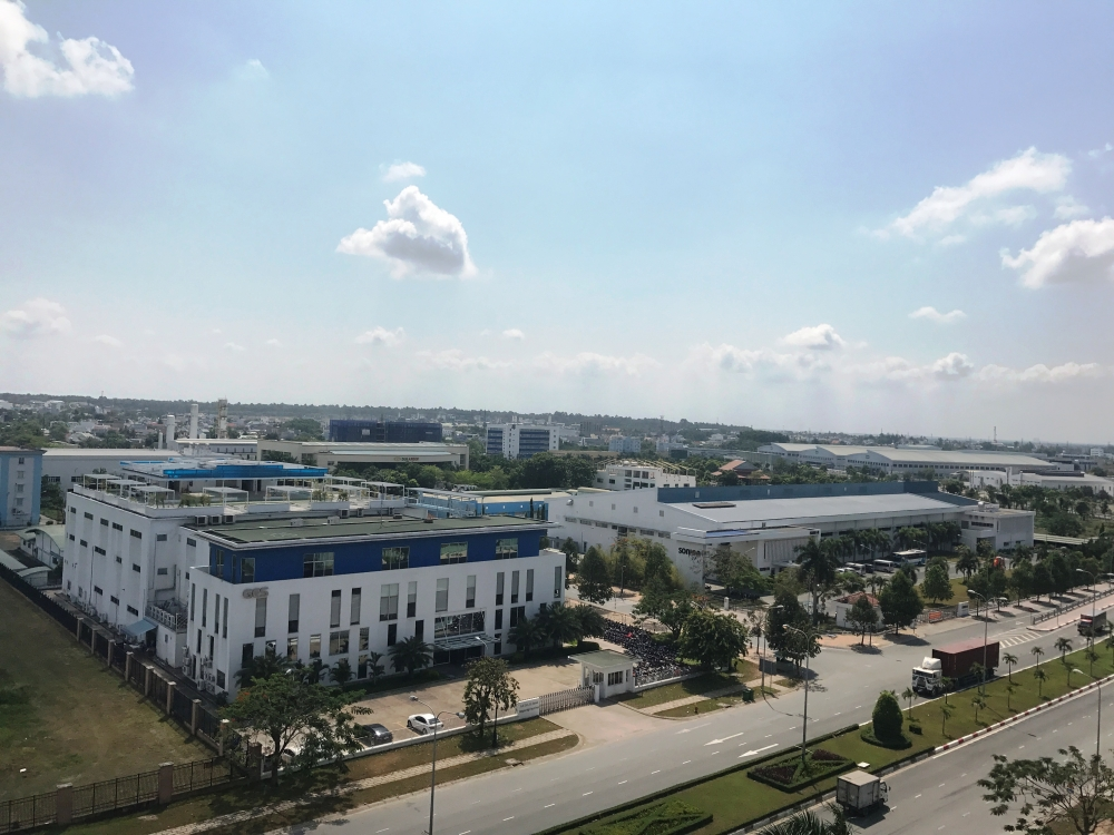 hcmc high tech exports surge
