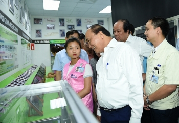 thai nguyen province a potential home for support industries