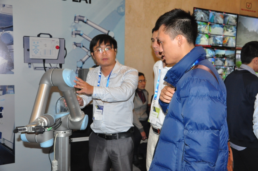 vietnam supports business in technology innovation
