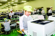 electronics industry seeks larger share of global supply chain