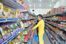 bringing vietnamese goods to work sites an efficient retail model