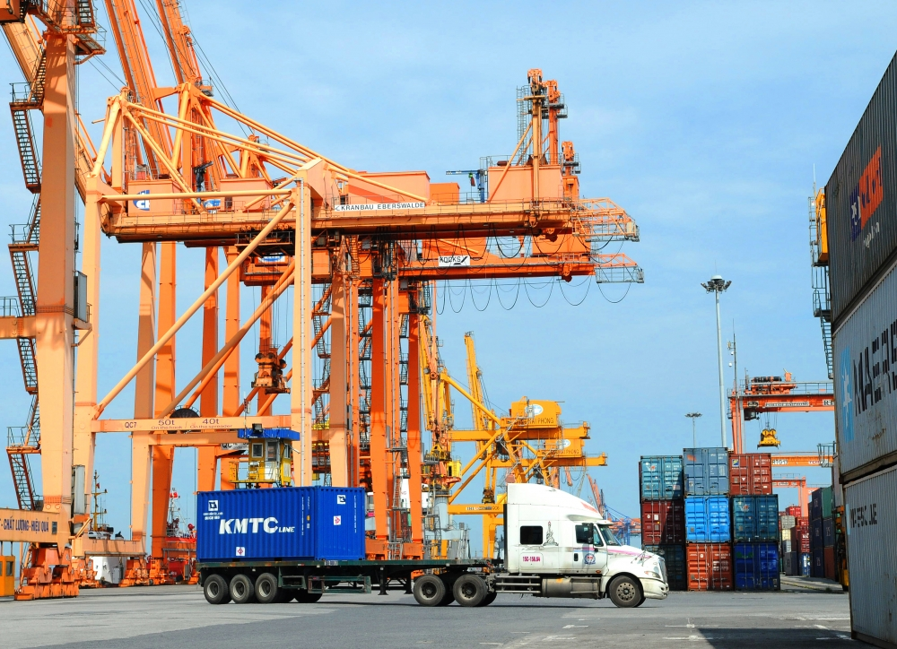 capital needed for logistics industry development