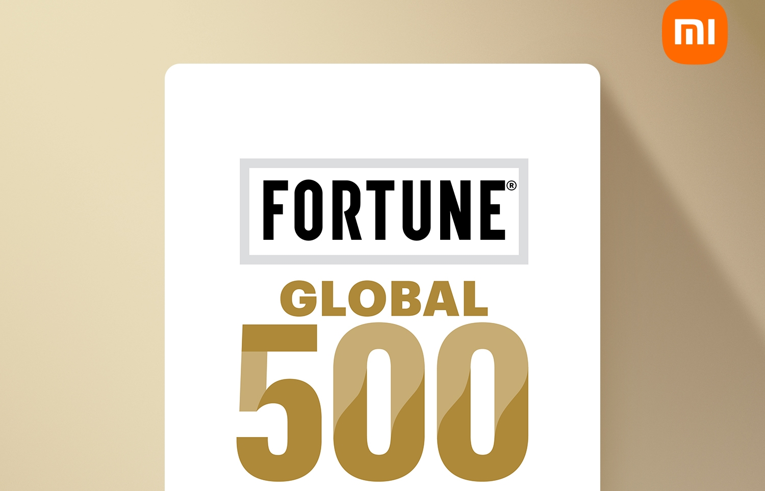 xiaomi advances to 338th on fortune global 500