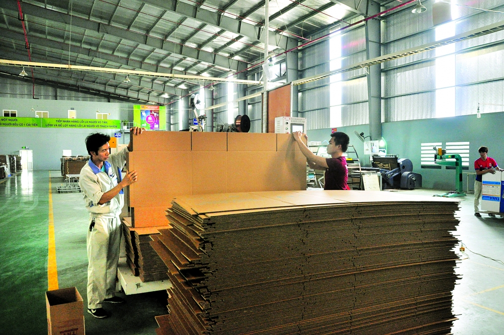 bac ninh industry promotion helps enterprise development