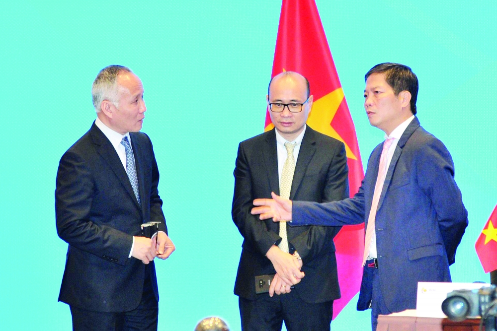 ministers foresee trade investment contractions in southeast asia
