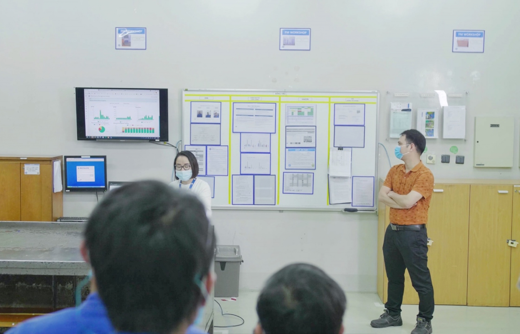 advancing local capacity key to seamless production