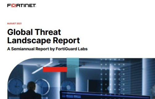 fortiguard labs report tenfold increase in ransomware