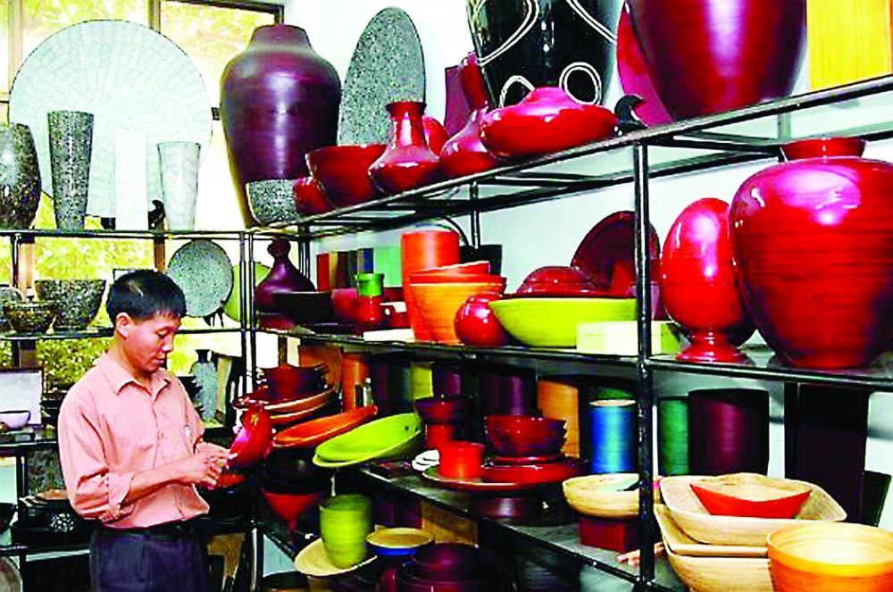 industry promotion creates handicraft competitiveness
