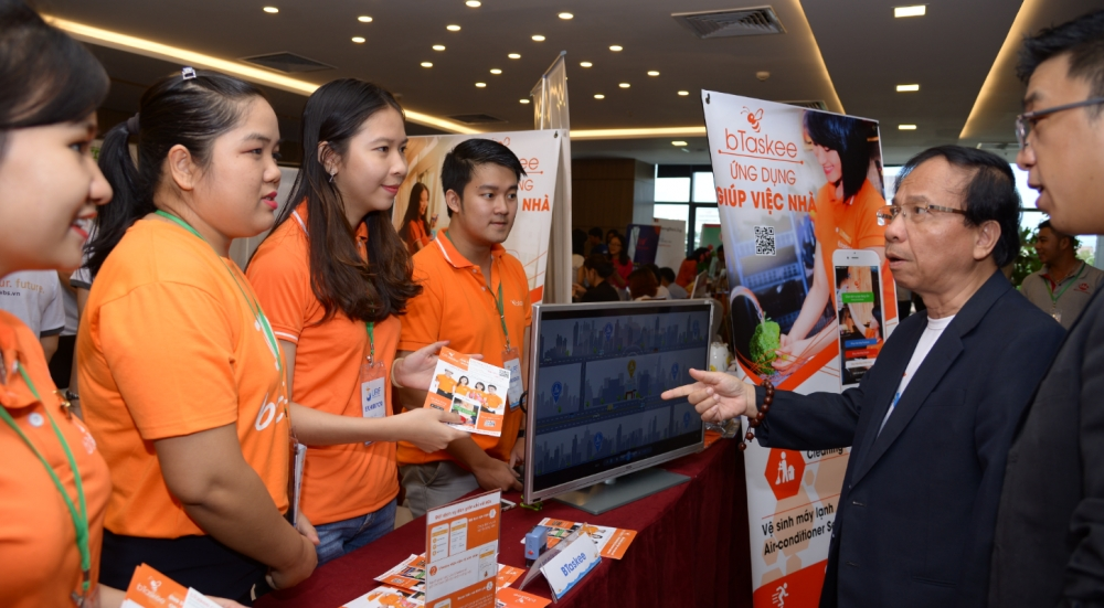 a catalyst for vietnamese startup surge
