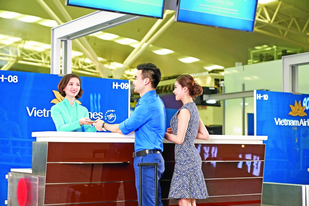 vietnam airlines targets to become five star airline