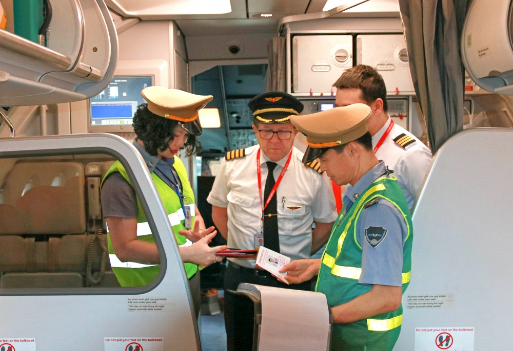 northern airports authority improves aviation safety and security