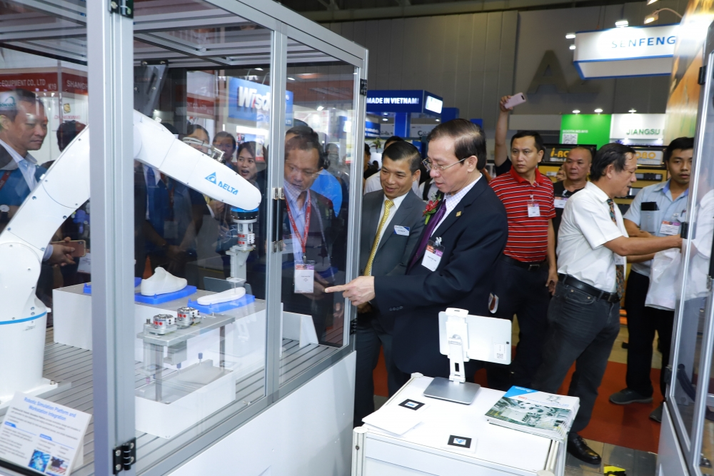 metalex vietnam 2019 comprehensive platform showcases metalworking innovations