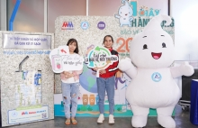 tetra pak and mm mega market collect used beverage cartons at supermarkets