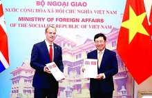vietnam uk accelerate trade pact negotiations