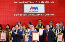 mm mega market one of the most prestigious retailers in vietnam