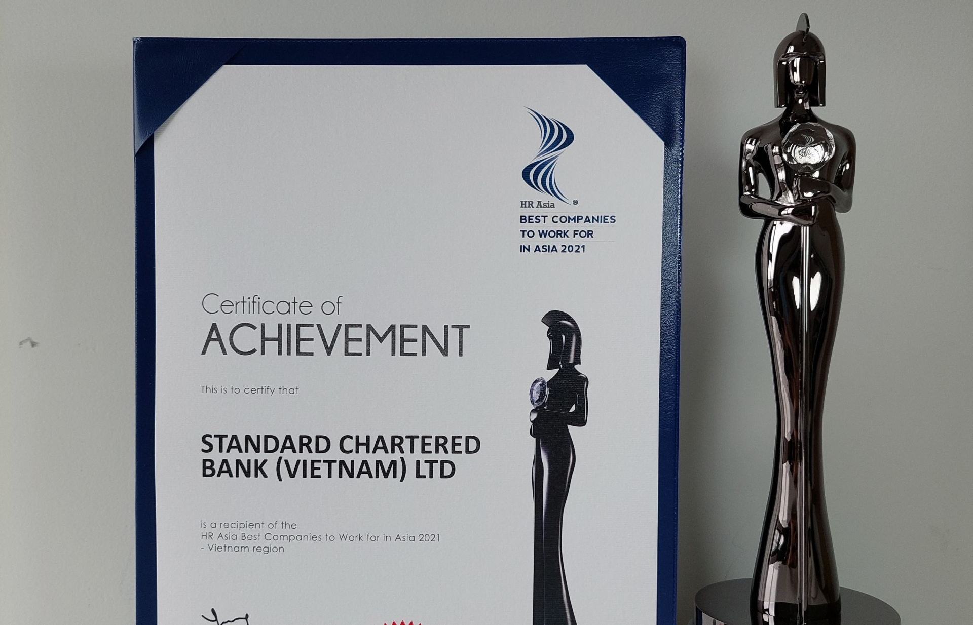 standard chartered vietnam named among the best companies to work for in asia in 2021