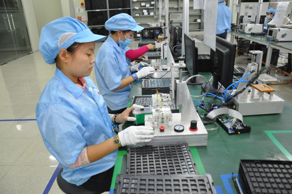 northern industry promotion sector nearing target