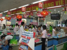 supermarket chains promote vietnamese goods