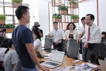 hcmc speeding up support for startups
