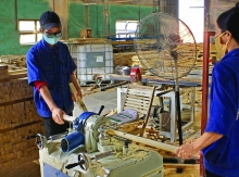 kien giang province boosts rural industrial development