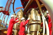 vietnam offers increased oil gas cooperation with russia