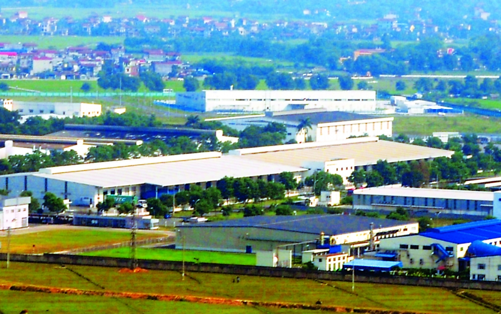 bac giang needs more open policies to develop industrial clusters