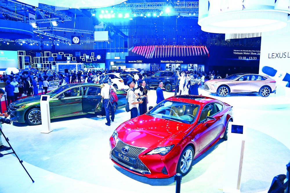 vietnam motor show 2019 reflects local market drive