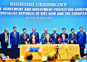 vietnam eu seek to clarify outstanding trade deal issues prior to ratification
