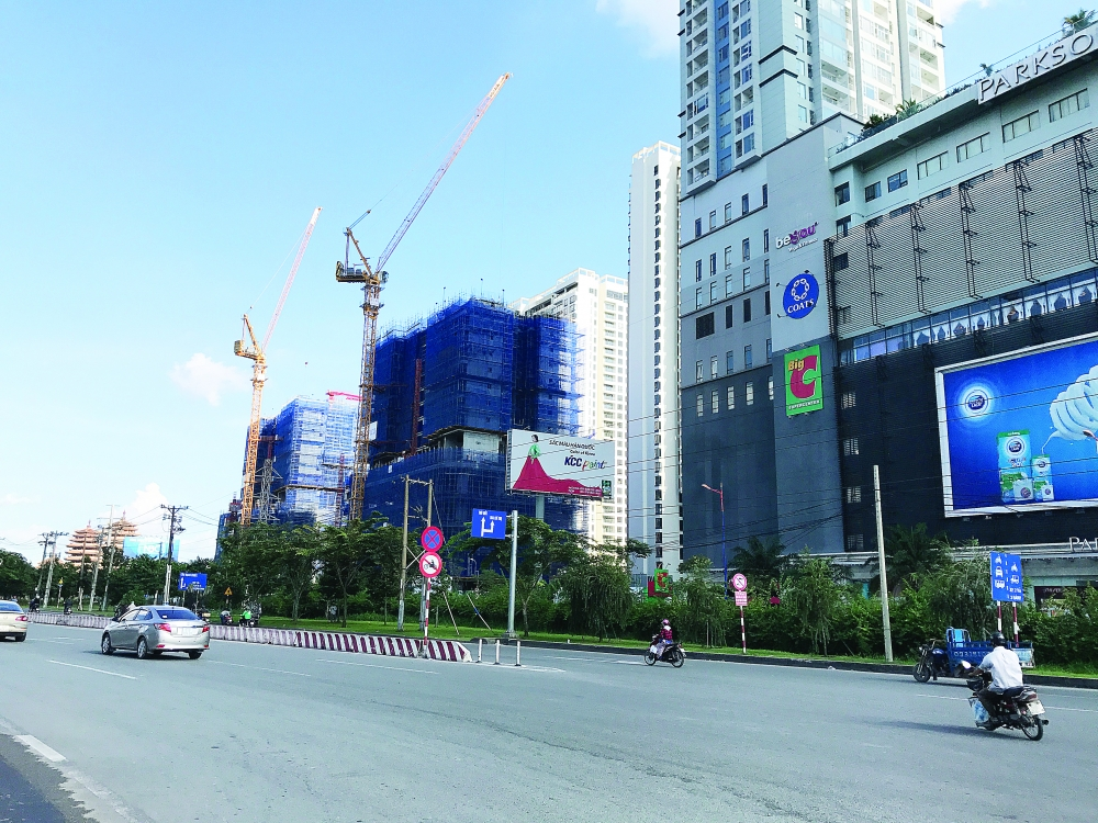 hcmc seeks transparent land infrastructure exchange