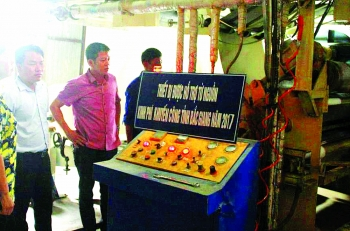 from sand making to feather stuffing bac giang improves industry