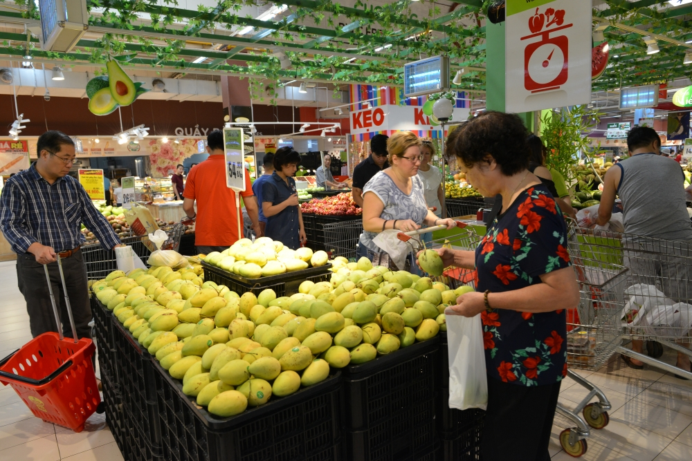 record fruit vegetable exports expected