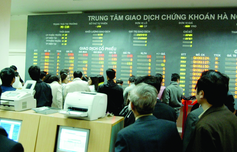 vietnam seeks to learn from foreign stock markets