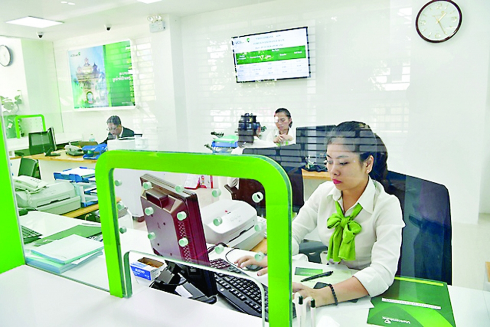vietnamese banks expand operations in foreign markets
