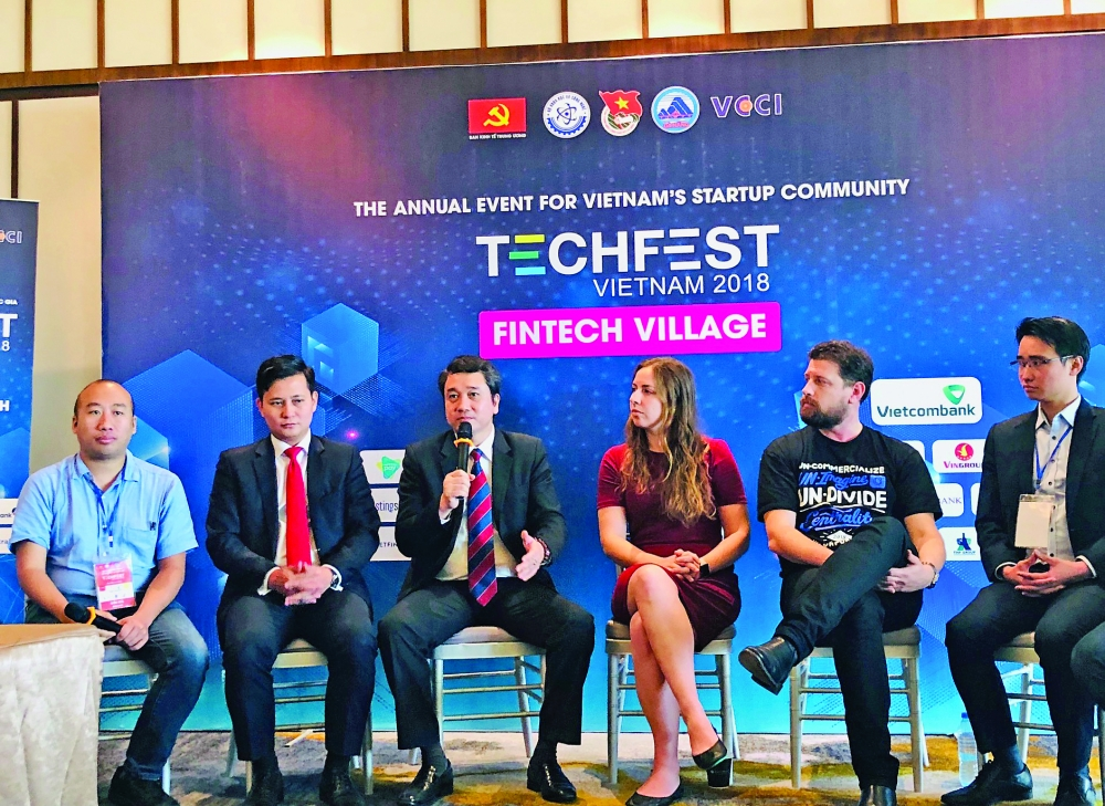 vietnam an attractive destination for fintech investors