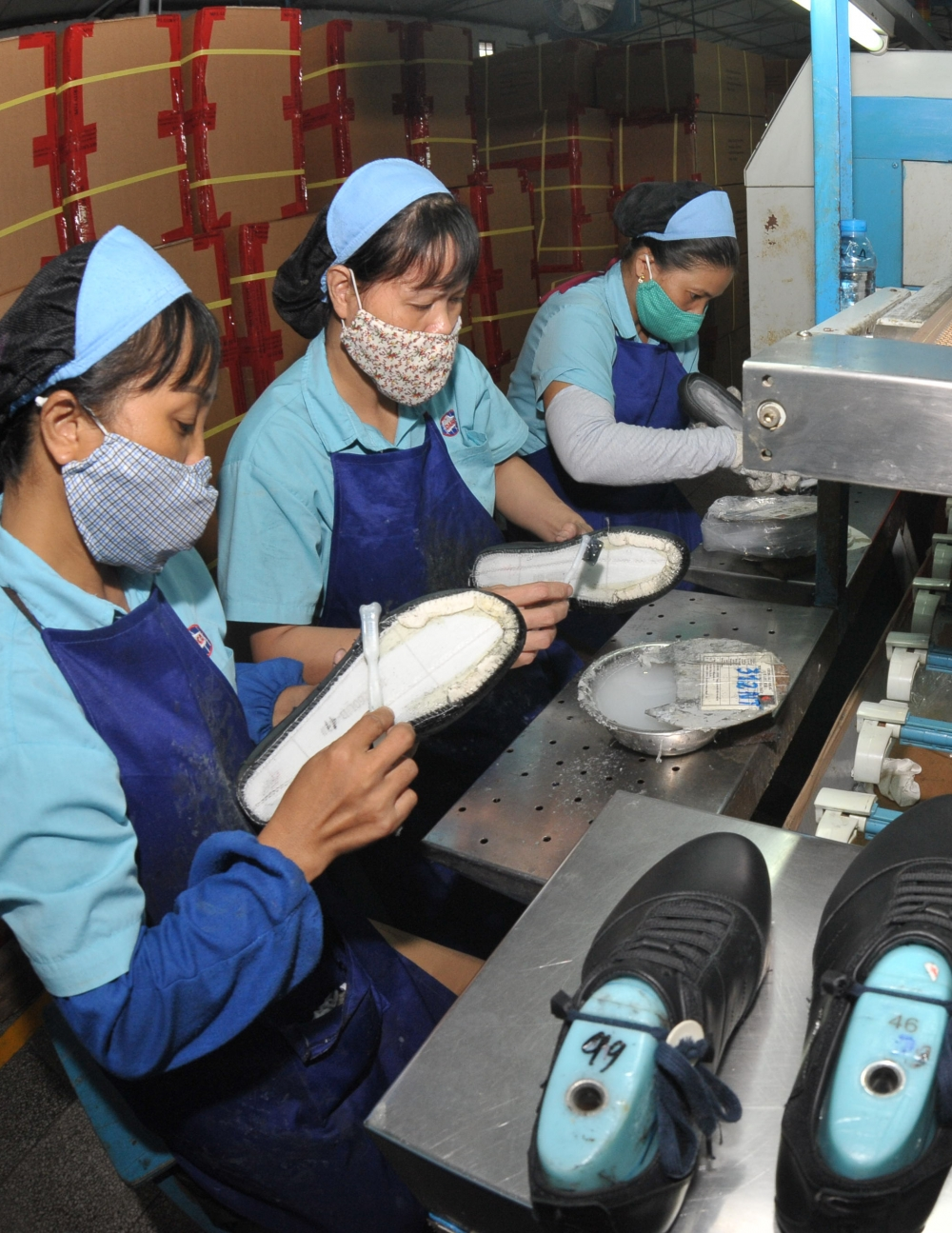leather footwear industry lags behind in local content