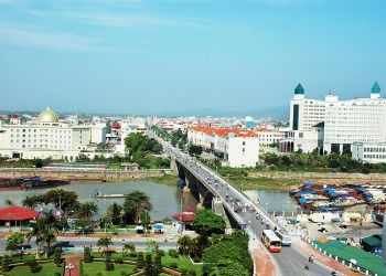 mong cai city at vietnams northeastern tip strives for tourism boom