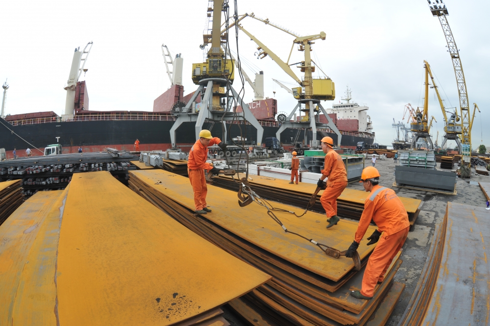 significant progress made in restructuring of industry and trade sector