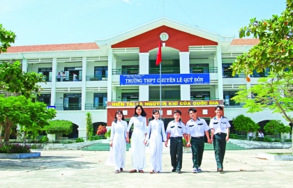 ninh thuan boosts education health service quality