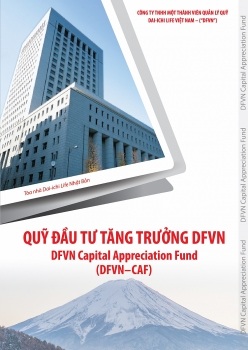 dai ichi life vietnam fund management company launch open ended fund dfvn capital appreciation fund