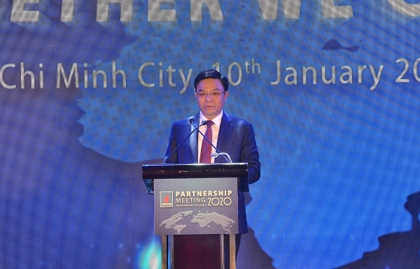petrovietnam partnership meeting 2020