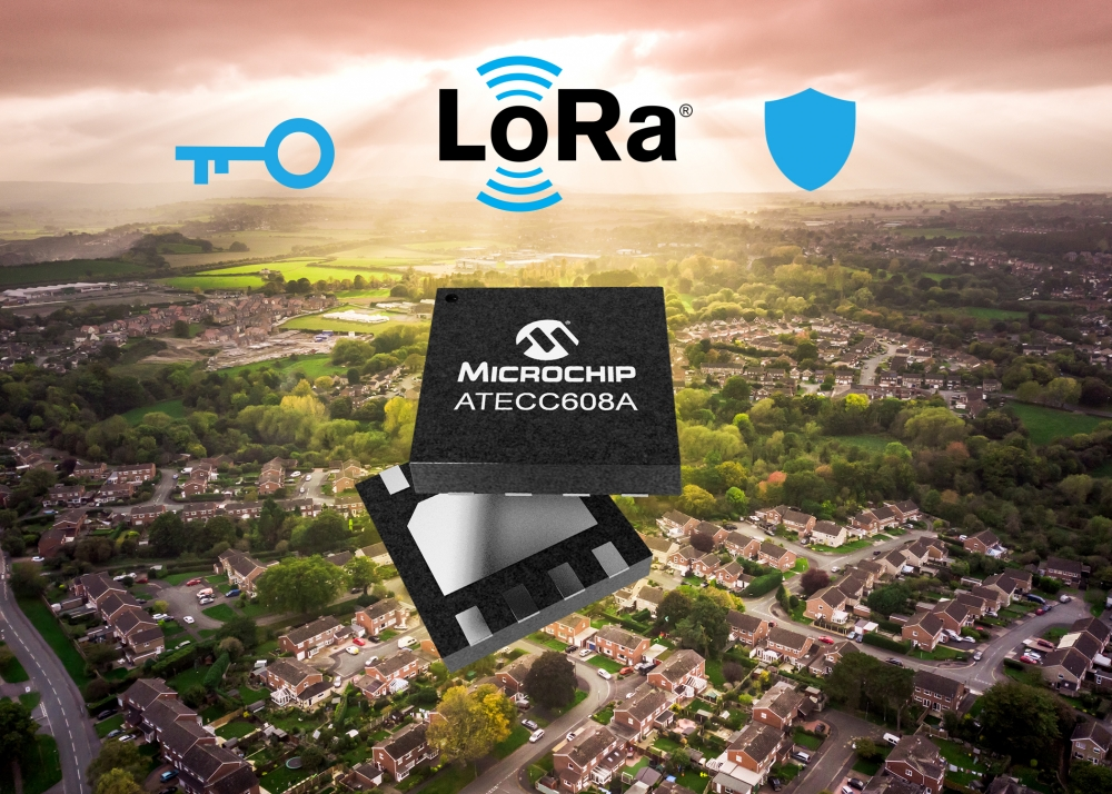 industrys first end to end lora security solution