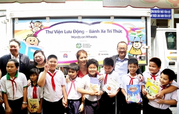 launch phase two of the ho chi minh city edition of words on wheels