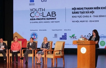 undp and citi foundation to accelerate the largest youth social entrepreneurship movement in the region