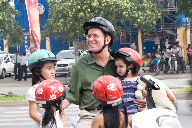 vietnamese motorbike helmet social enterprise to produce surgical masks for covid 19 crisis