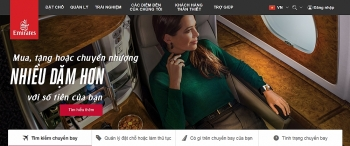 emirates launches vietnamese website with special fares