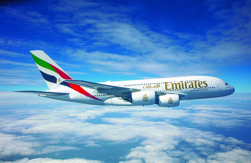 emirates group records 31st consecutive year of profit of 631 million usd