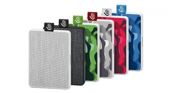seagate delivers stylish storage with one touch ssd