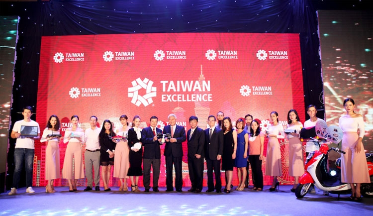 taiwan excellence launched its 8th year campain in vietnam