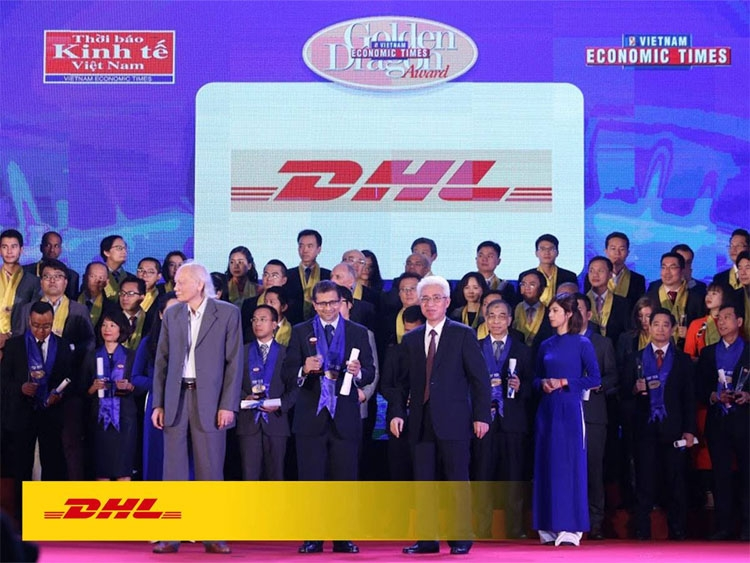 dhl express vietnam bags a series of industry awards