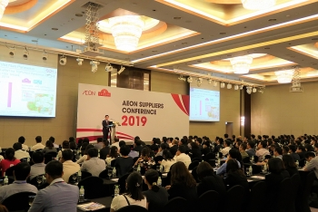 aeon hold the first supplier conference in hanoi